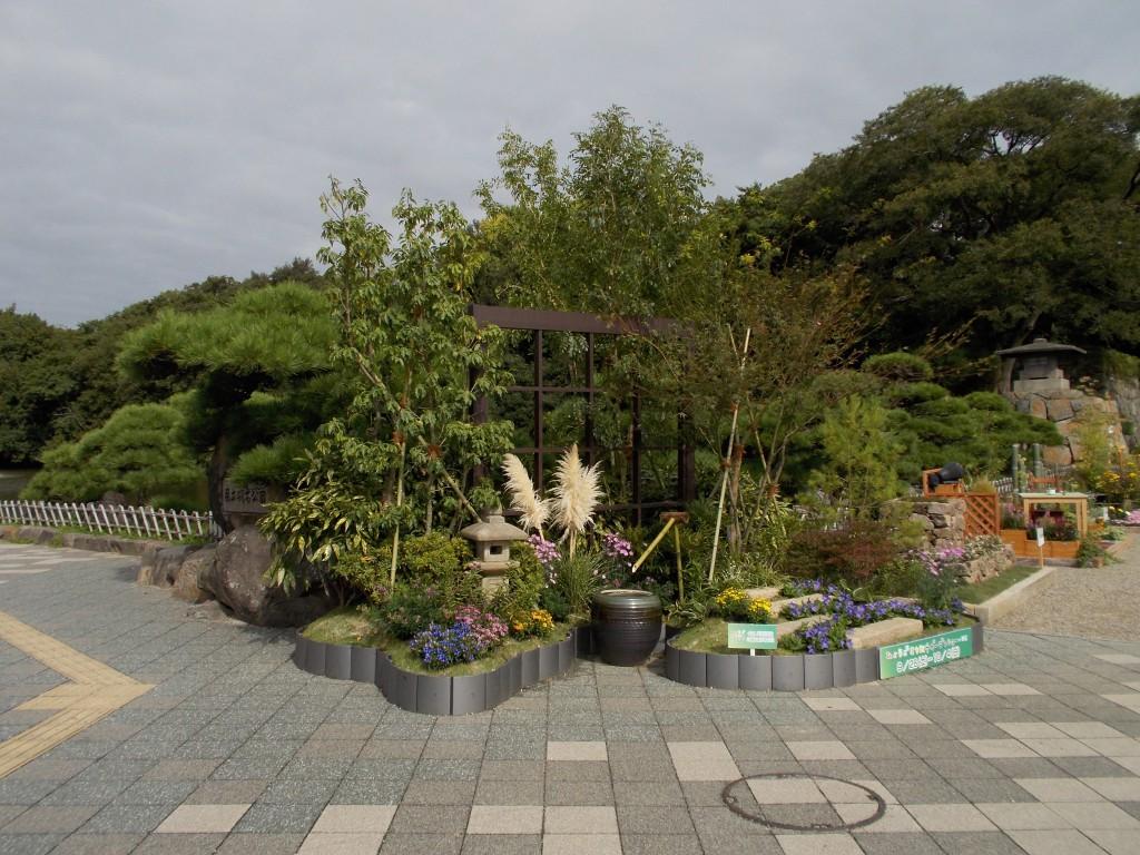 当社が加盟する(一社)兵庫県造園建設業協会が手掛けるPRガーデン