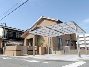 セミクローズ150姫路市Y様邸